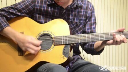 跟鼓唐学吉他-Rockschool木吉他《Yellow》(节奏)