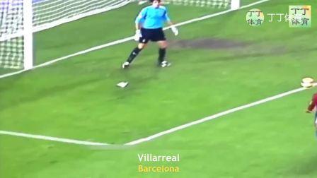 看完罗纳尔迪尼奥踢球, 感觉自己的脚都长残了