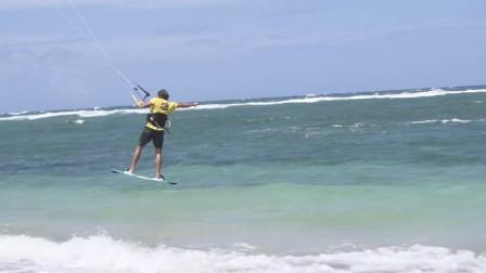 Cabrinha 风筝冲浪 2018 板 - Ace