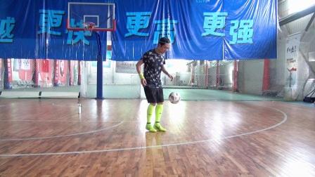 李斌·练球日记(5)一人羽毛球 2018.6.28