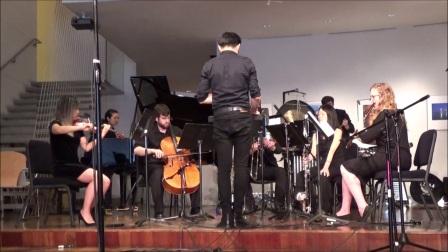 """卢长剑作曲家- 《晶影(二)》 2018年6月30号""""场面""""乐团世界首演"""