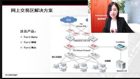 Fortinet证券行业安全体系化建设方案