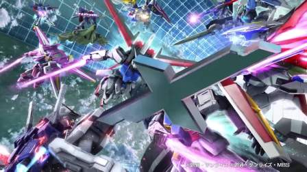 PS4-PS3「ガンダムバトルオペレーションNEXT」 MS紹介動画~ダブルオーガンダム&ダブルオーライザー編~