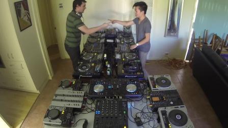 Cotts & Ravine 12 DECK MIX Back 2 Back DJ