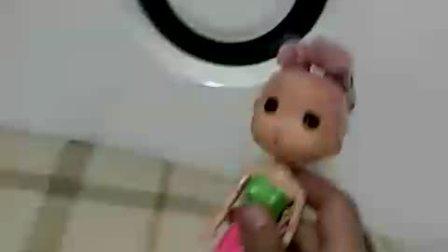 自制娃娃的衣服