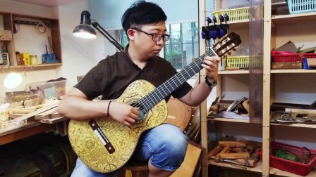 小蒋吉他 手绘玫瑰园Vol. 2 贝尔加湖畔