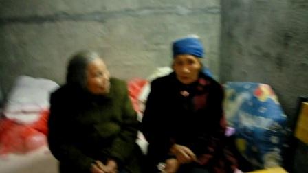 奶奶和外婆