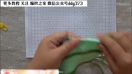 编织1周岁宝宝开衫衣服11宝宝开衫背心编织视频