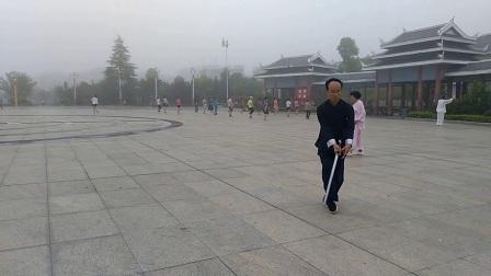 中国42式太极剑