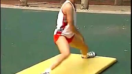 我在多威训练营短跑教学与训练截了一段小视频