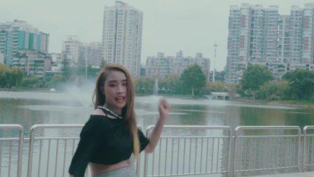 爵士教学《身姿》小视频镜面教学-单色舞蹈