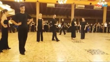 我在2017 罗马尼亚摩登舞训练营(1) National Training Camp Standard截了一段小视频