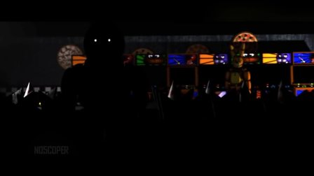 [SFM FNAF] 我们都知道We Are Aware by Dolvondo玩具熊的五夜后宫歌曲