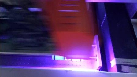 上优泽UV多功能圆柱体酒瓶打印