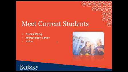 Preparing for Your Study Abroad at UC Berkeley Webinar 2018