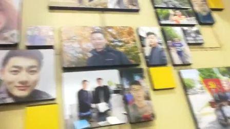 南京上优泽UV平板打印机 纪念墙照片打印