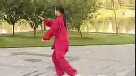 吴阿敏 40式太极拳