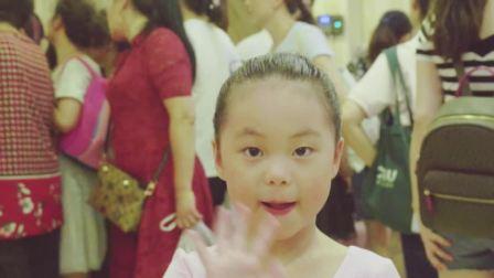 单色舞蹈中国舞考级《少儿考级》-小视频成品