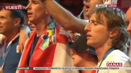 克罗地亚国家队-Moja Domovina