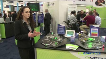Qioptiq iFLEX Laser SPIE PhotWest 2014西部光电展