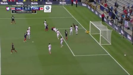 CONCACAF Gold Cup 2017 - Costa Rica vs Canada - Highlights