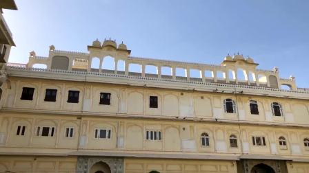 【全球奢华精品酒店】印度 · 斋蒲尔 The Raj Palace