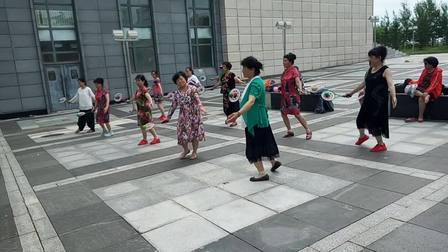 松江河柔力球队展示-1
