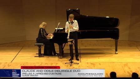 BIS Prelude a l´apres-midi d´un faune - Claude and Odile Delangle Suo