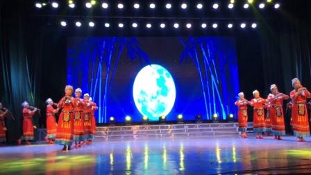 葫芦丝合奏(月亮升起来)葫芦丝协会艺术团演出