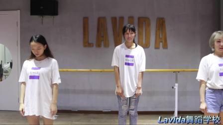 南京lavida舞蹈学校爵士街舞集训第一期结业视频
