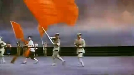 高举毛泽东的旗帜,我们的队伍永远向前!