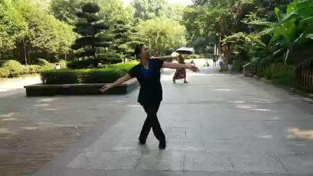藏族舞~再唱山歌给党听