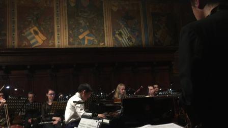 肖邦第二钢琴协奏曲 杨贺朝 佩鲁贾