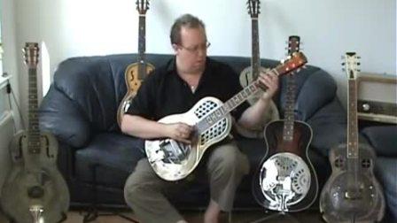 Republic Guitars丽声吉他演奏分享 Resonatin' - a little sound demo!!