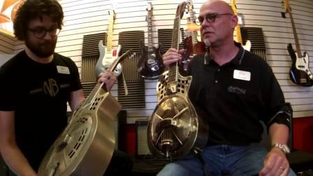 Republic Guitars丽声吉他演奏分享 FAZIO'S FRETS MUSIC - HIGHWAY 61 COMPARISON