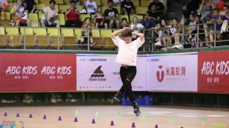 2018 全国锦标赛 成男花桩 冠军 张颢