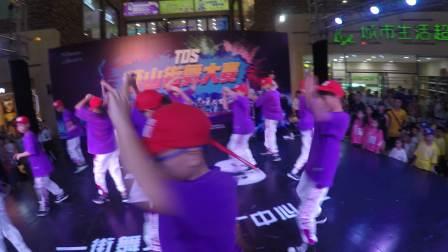 萧山TDS紫色灵魂街舞