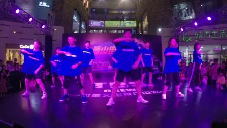 萧山TDS街舞成人HIPHOP