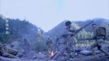 雪豹:周卫国带兵与小鬼子肉搏,以少胜多,团长到战场都看傻了!