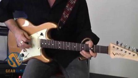 Line 6 Variax jtv69 模拟原声吉他,西塔琴,班卓琴