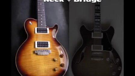 Variax James Tyler JTV59 模拟 Gibson ES335 的对比视频