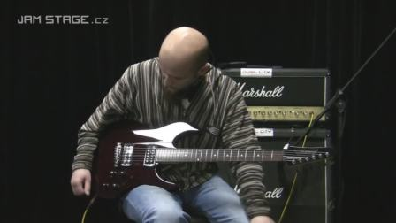 Line6 James Tyler Variax JTV89 高科技电吉他 模拟12弦吉他 自动音阶
