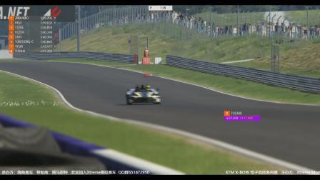 KES电竞系列赛9月2日复赛Red Bull Ring GP(奥地利红牛赛道)