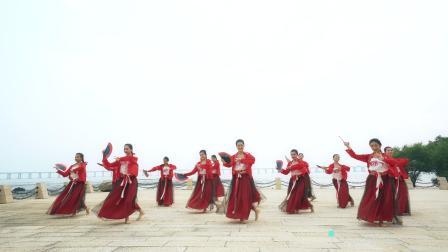 深圳派澜舞蹈学院中国舞蹈教学《万代.传承》
