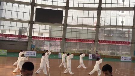 (20180915)花样42太极拳(健康湖南--蔡)