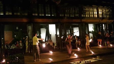 Wedding fire show, 婚火秀, 婚礼表演, Ani Pelu, anipelu 婚火秀, wedding performance, 火球演出