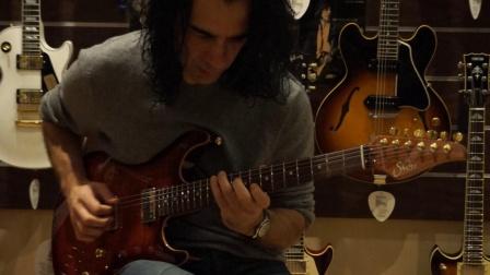 John Pelosi - Suhr吉他 Custom Standard