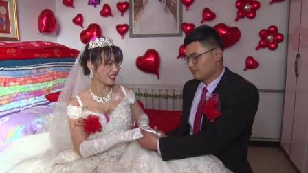 亚龙结婚录像