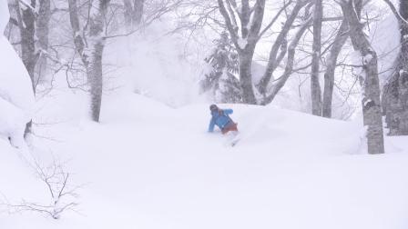 八甲田山野滑,滑雪高手圣地