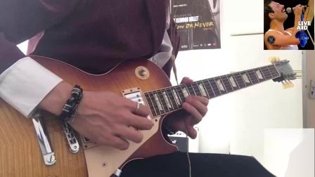 """【炜子Guitar】Queen-""""Bohemian Rhapsody""""Solo"""